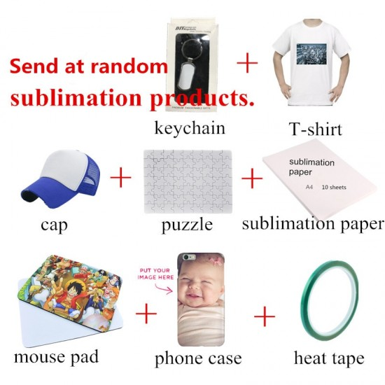 15 In 1 Combo Multifunctional Sublimation Heat Press Machine