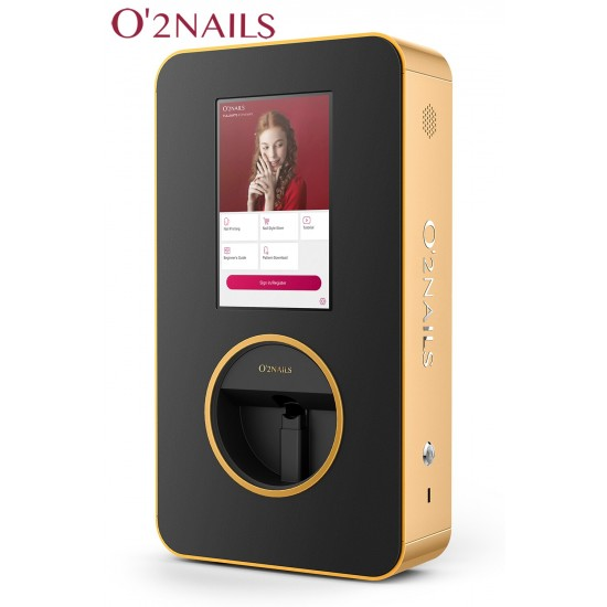 Nail Printer For High-end Commercial Nail Art Service