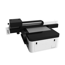 A1 6090 3Pcs XP600 Head UV Flatbed Printer