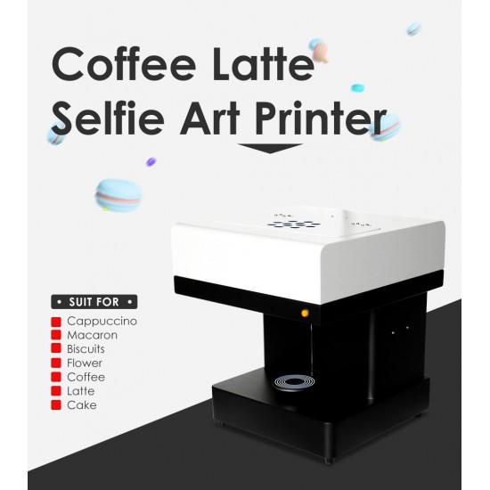 Smart Latte Coffee Printer Food Printer