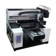 A3 Size 6 Color LED UV Embossed Image Printer Machine