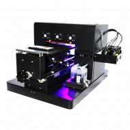 Smallest A4 UV Flatbed Printer Multi-Function Phone Case Printer