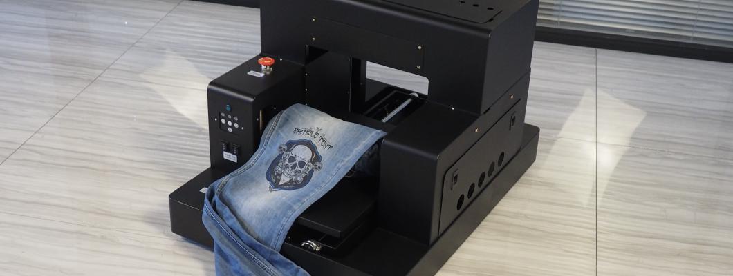 Automatic A3 DTG Printer Machine