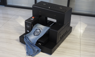 Automatic A3 DTG Printer Machine