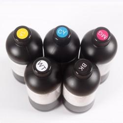 500ML/CMYKWW LED UV Ink