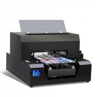 A3 Cylinder Multifunction UV Printer DTG T-shirt Printing Machine