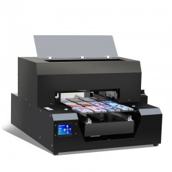 A3 Cylinder Multifunction UV Printer DTG T-shirt Printing Machine